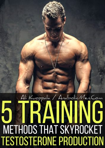 5 training methods for testosterone
